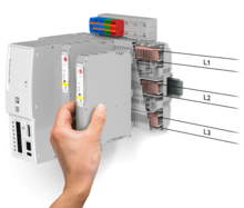 Modular and functional control cabinet solutions