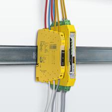 PSRmini safety relays