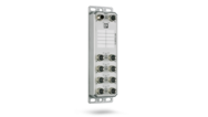 Unmanaged Switches with IP67 degree of protection – compact and robust for field installation