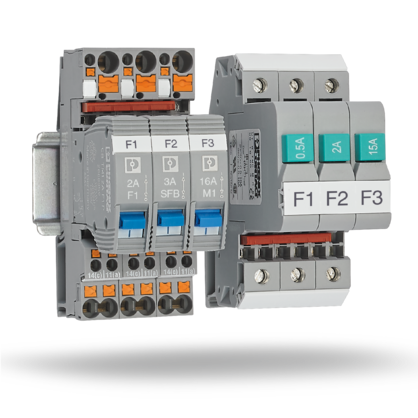 Thermomagnetic circuit breakers