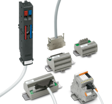 System cabling for controllers