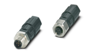M12 connectors for assembly – cabling for outdoor applications