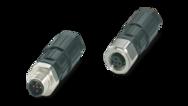 Konfektionerbare M12 stik – kabling til udendørs anvendelser