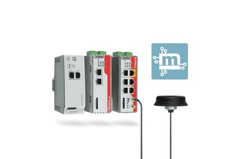 Industrial routers and cybersecurity from Phoenix Contact
