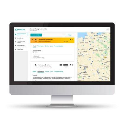 Облачная обработка данных в промышленности: интеллектуальное управление вашими устройствами на Proficloud.io благодаря умным сервисам.
