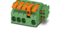 Raster 7,62 mm (Hybrid-Steckverbinder)