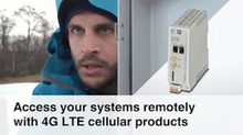 Phoenix Contact cellular products will keep you cozy - video thumbnail