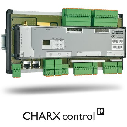DC-laadcontrollers