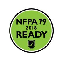 NFPA79 logo