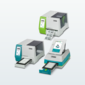 Thermal transfer printers
