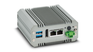 Ultra-compact box PC – ideal for IIoT applications