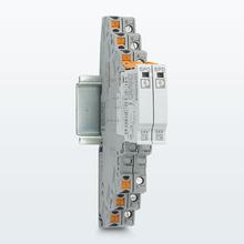超薄的III类电涌保护器TERMITRAB,适用于24 V额定电压