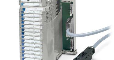 MACX Analog Termination Carrier hot-swap