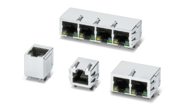 RJ45 sockets for PCB mounting – versatile solutions for data transmission