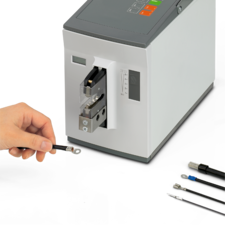 CF 500 universal crimping device