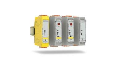 높은 시스템 가용성을 위한 모듈형 하이브리드 모터 스타터