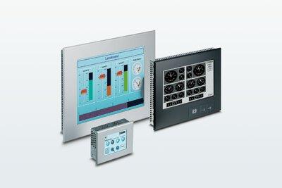 HMI 操控面板