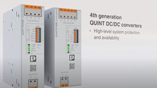 Fourth-generation QUINT DC/DC converters with conformal coating