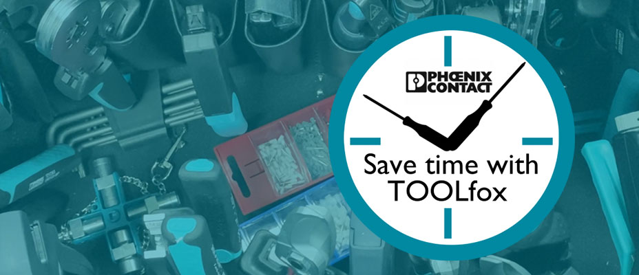 Save time with toolfox