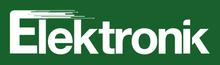 Elektronikmässans logga