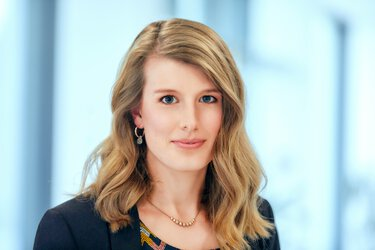 Alyssia Aulenberg, Global Marketing and Communications Manager bei Phoenix Contact