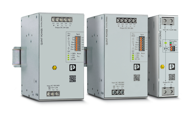 The QUINT POWER power supply satisfies functional safety requirements