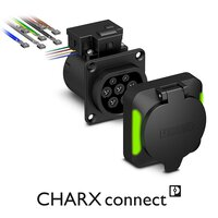 AC charging sockets