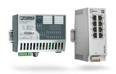 PROFINET switches 2200