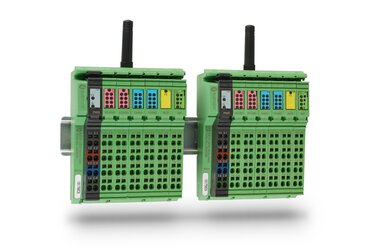 Wireless I/O