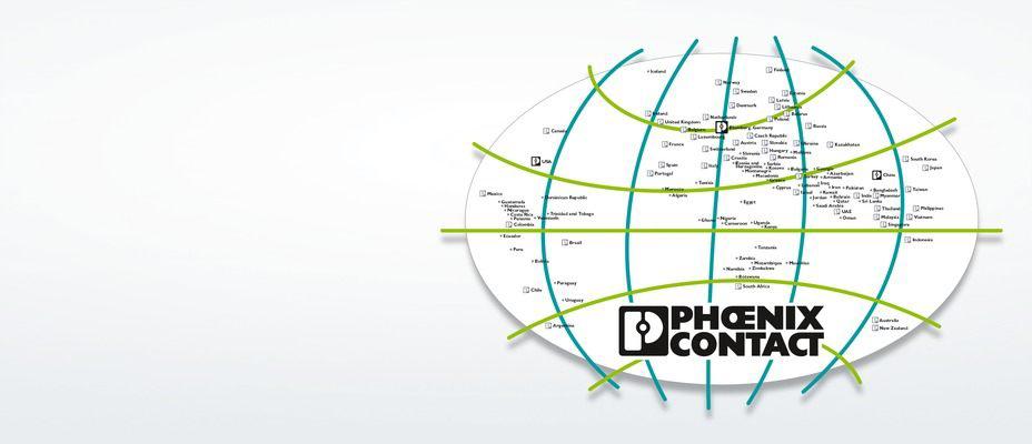 Phoenix Contact globe