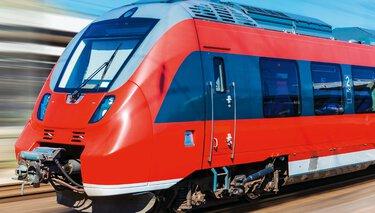 軌道車輛用產品的可靠元件