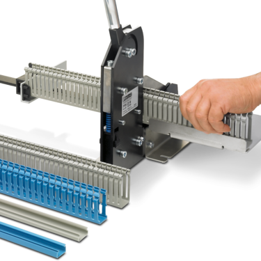 Cutting tool: Profile and DIN rail cutters
