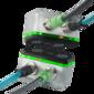 NearFi-koplerit kosketuksettomaan energian- ja tiedonsiirtoon