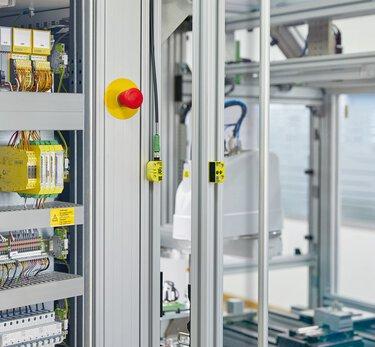 Présentation de la gamme de dispositifs de commutation de sécurité