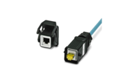 RJ45 contact inserts for heavy-duty connectors – Compact data transmission with D7 housing