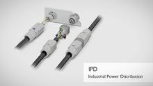 Sistema di installazione IPD con tecnologia Push-in