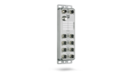 Managed Switches with IP67 degree of protection – compact and robust for field installation