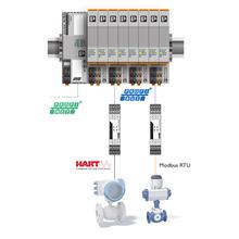 Integration of sensors at the modular proxy