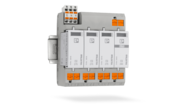 First type 2 Push-in surge protection – easy handling during installation
