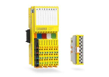 Safe I/Os with SafetyBridge Technology