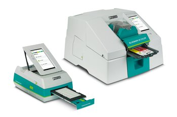 Industrial printers for plant marking
