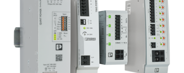 Power supplies and device circuit breakers from Phoenix Contact