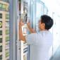 Anschlusstechnik und Elektronikgehäuse für die Gebäudesteuerung