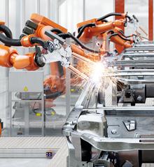 Systemy automatyki przemysłowej optymalizujące produkcję w fabrykach