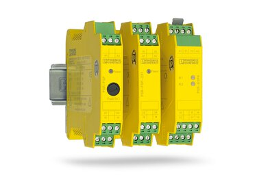Conventional safe coupling relays