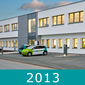 2013: Phoenix Contact E-Mobility GmbH founded