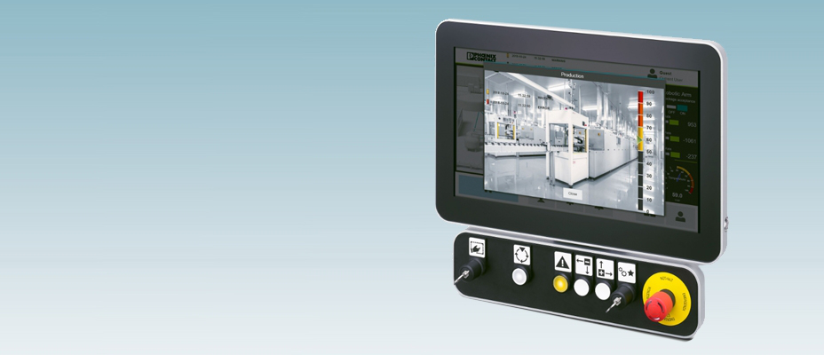 All-In-One Panel PCs in IP65