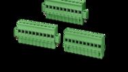 Rozteč 5,0/ 5,08mm (vertikální konektory se šroubovým připojením)