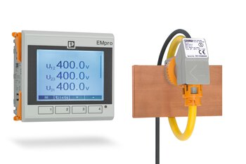 IoT-capable EMpro energy measuring device