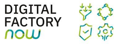 Digital Factory now 로고